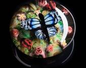 Artisan Blue Butterfly La...