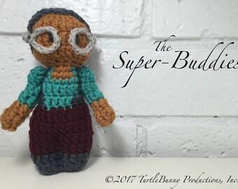Maz Kanata Pop Culture Inspired Nerd Crochet