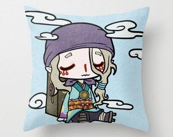 Sleepytime Mononoke Pillow case