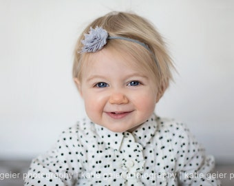 Little Baby Bow Little Baby Headband Small Baby Bow Small Baby Headband Newborn Headband Newborn Bow Infant Headband Infant Bow Baby Girl