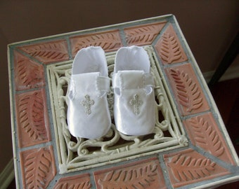 Baby boy shoes for Baptism or special occasion