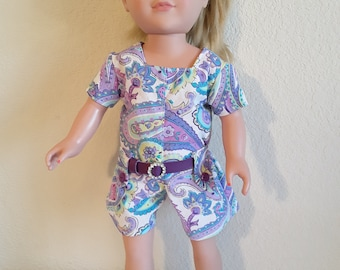 18 Inch Girl Doll Outfit #164