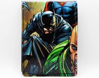 Batman Wallet - Comic Book Wallet