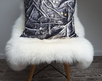 """Cushion cover """"Roots"""""""