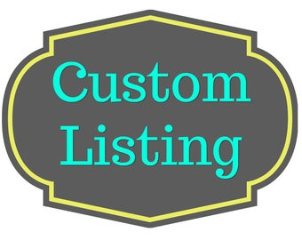 Custom Listing for Kea