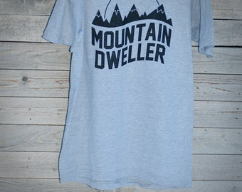 Ultimate Wilderness Shirt 'Mountain Dweller'! Explore in style