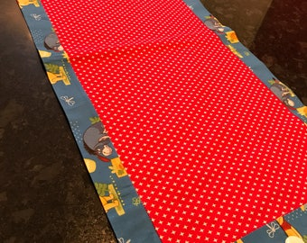 Winnie The Pooh and Friends Table Runner