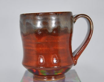 Dark Stoneware Mug 8
