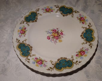 Royal Albert Berkeley 10 1/4-inch Dinner Plate