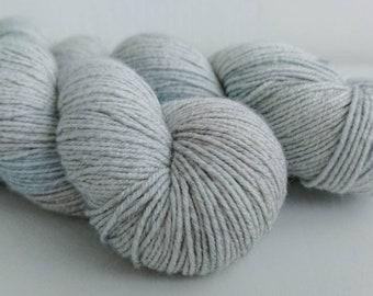"45/22/22/11% wool/cotton/nylon/silk 8-ply ""Vapor"""