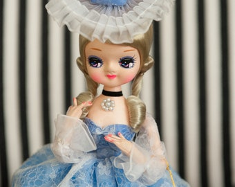 Vintage Doll  - Big Eye Brinn Made in Korea