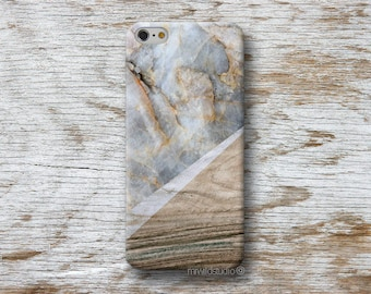 Marble Wood print Phone Case for iPhone 4 4s 5 5s SE 5C 6 6S 7 8 PLUS X iPod Touch 5 6 Oneplus 2 3 5 1+2 1+3 1+5