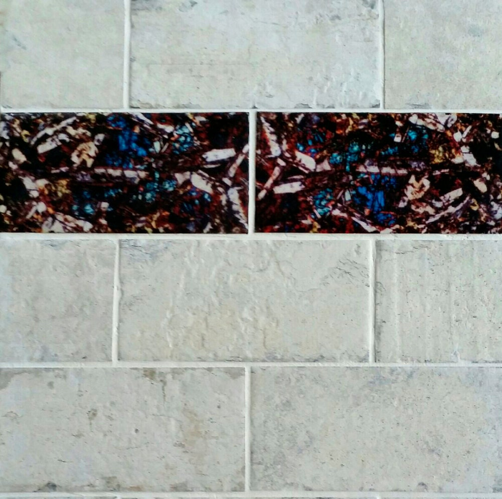 Kitchen, Bathroom Tiles - Mineral Photography Custom Feature Tiles ...