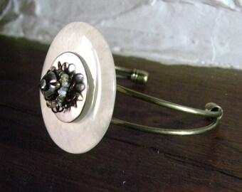original metal bronze color bracelet