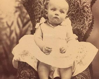 Solemn Baby, Hidden mother?