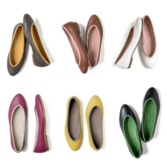 Pink Pink classic ballerina shoes ballerina shoes classic Pink classic BvqTrPwB