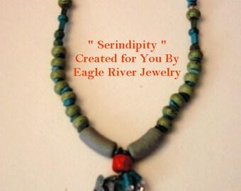 Serendipity Chunky Southwestern Necklace