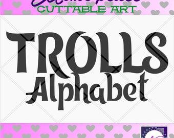 70% 0FF SALE trolls svg, alphabet letters, svg fonts, disney svg, disney alphabet, trolls alphabet, font, trolls font, trolls dxf, trolls