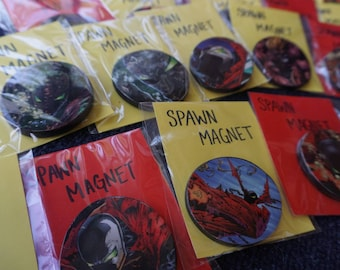 SPAWN Magnets
