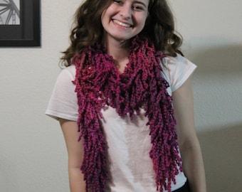 berries woolie scarf