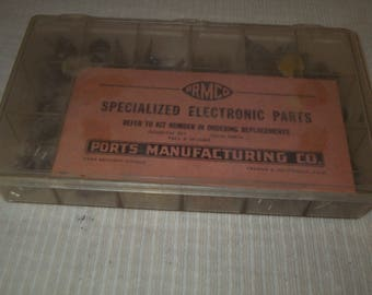 NOS Prmco Electronic Parts Set
