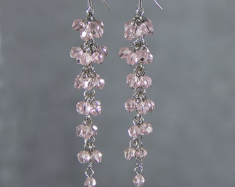 Chandelier earrings Free US Shipping handmade Anni Designs