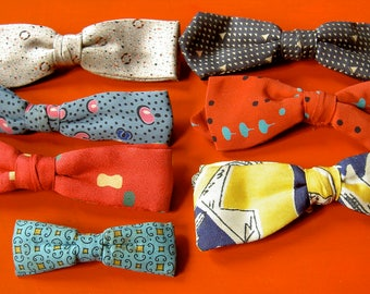 clip on  bow tie collection