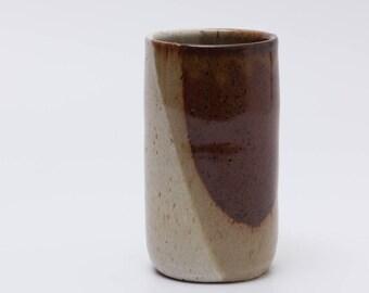 Handmade Ceramic Tumbler, Drinking Glasses, Cold Drinks