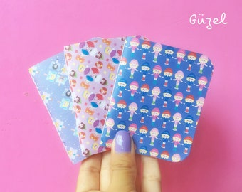 Mini Polly Pocket Notebooks Pack
