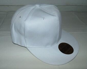 Custom made tattoo style cap