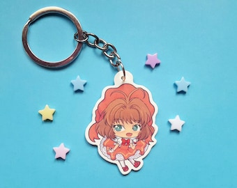 Cardcaptor Sakura Keychain