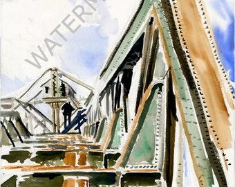 train bridge no.2