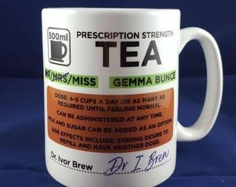 Tea mug drink mug funny mug
