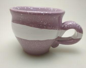Ceramic cup. Handmade. 180 ml Ceramic mug, unique coffee mug, handmade cup, round mug, ceramic mug
