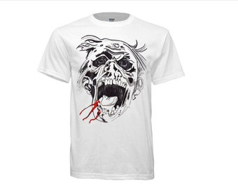Zombie Face Tee