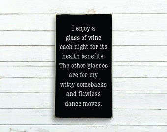 Wine Lovers Sign, Funny Wine Sayings, Gift For Wine Lover, Funny Signs, Signs With Sayings, Wine Gifts For Women, Wine Sign Wood