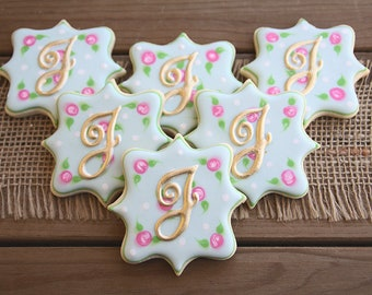 Bridal Shower Favors / Wedding Favors / Gifts for Mom / Mothers Day Gifts / Custom Cookies / Custom Wedding Favor / Bridesmaid Gift