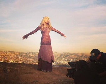 No Ordinary Sky  dress for music Video