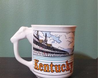 Kentucky Derby Mug