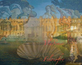 "Photo Art Paris ""Beautiful star of VENUS"" (2)"