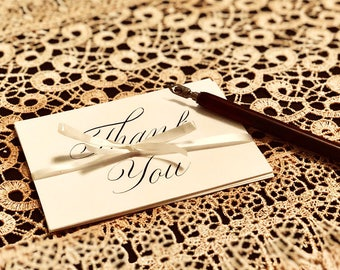 Custom Thank-You Cards (Pack of 10)