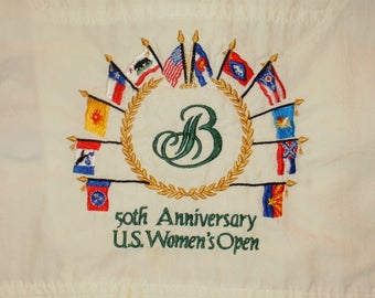 US WOMEN'S OPEN 50th Anniversary Golf Jacket The Broadmoor
