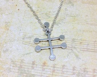 Vodka Molecule Necklace, Vodka Gift, Vodka Necklace, Ethanol Molecule Jewellery, Alcohol Jewelry, Chemistry Gift, Vodka Charm Necklace