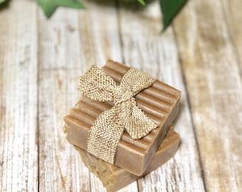 Natural Exfoliating Soap - Vegan Soap - Bar Soap - Soaps for him - All Natural Soap - Handmade Soap - Handcrafted