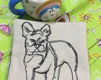 Cute Puppy Coaster