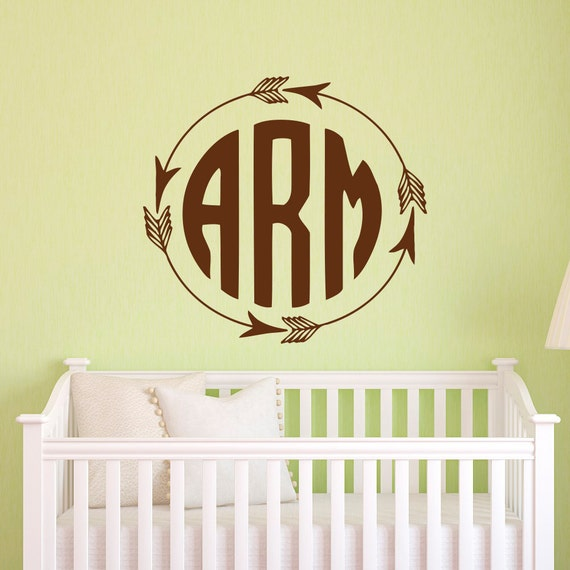 Magnificent Initial Wall Decor For Nursery Photos - Wall Art Design ...