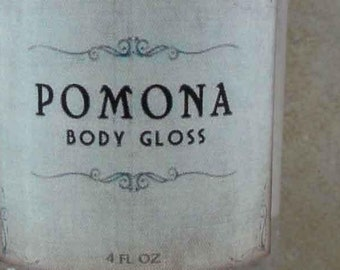Pomona - Body Gloss - Limited Edition