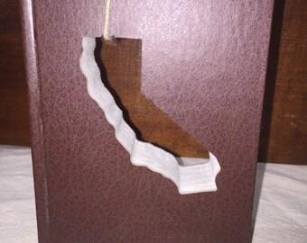 State Book Cutout ~ California!!
