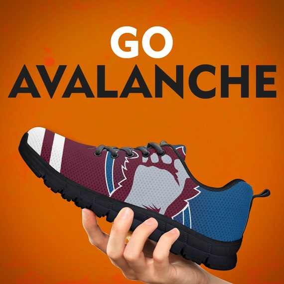Collector Womens Running Black Kids Sports Gift Trainers Shoes Custom Sneakers Mens Avalanche Gift Colorado Sizes White Gift Zq5w1CARnW