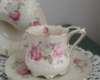 SALE Disc Tea Cup Saucer sets